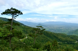 hills of Dalat