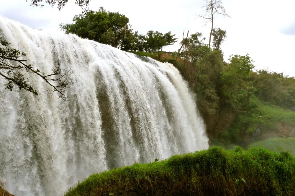 Elephant Falls, near Dalat